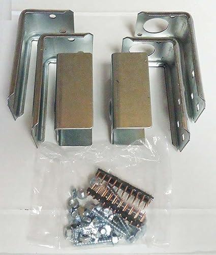 Liftmaster Garage Door Openers 41a6569 Safety Sensor Brackets