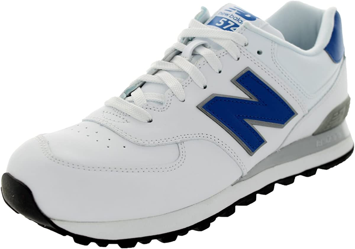 NB574 Leather Pack Running Shoe