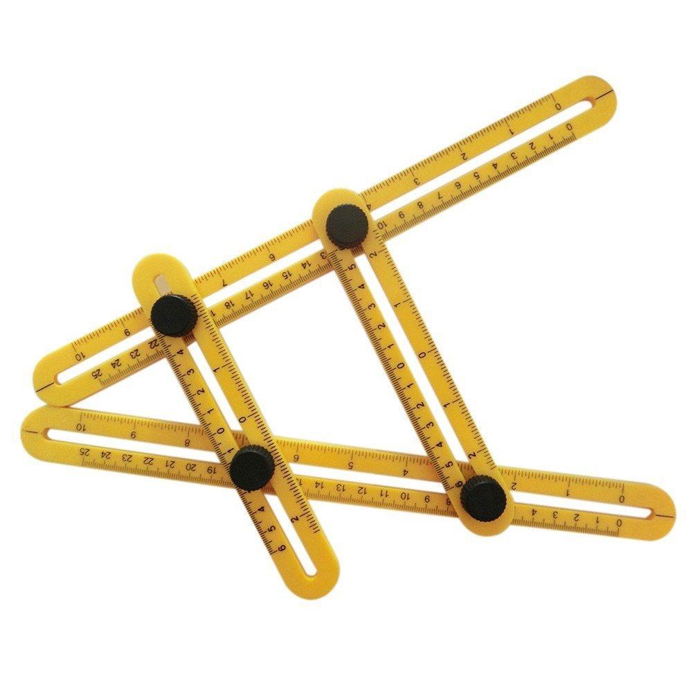 Winkelschablone Winkelmesser Winkelschablone Winkelmesswerkzeug Für