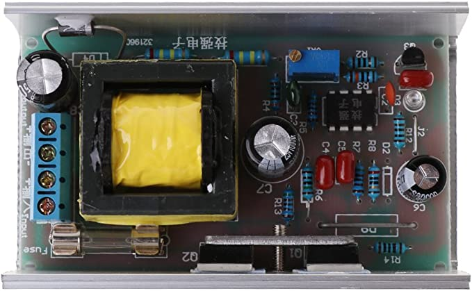 beioust DC12V to DC 200-450V 70W high Voltage Converter Boost Boost Power Board DC Boost Module