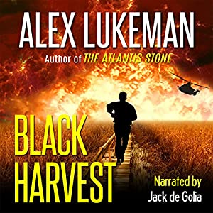 Black Harvest (The Project: Book Four) Audiobook