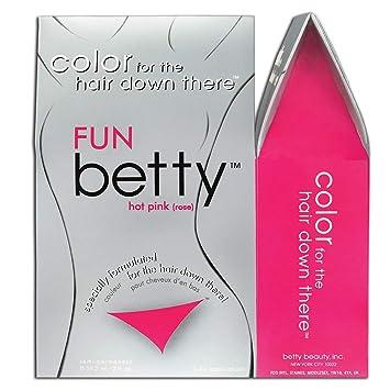Black Betty Hair Dye Inspirational Pubic Hair Colors ...