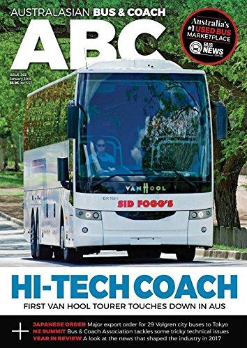 Australasian Bus & Coach - Coach Australia