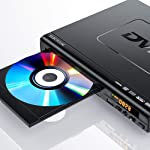 ELECTCOM DVD Player, CD Player, DVD Players for TV, CD Players