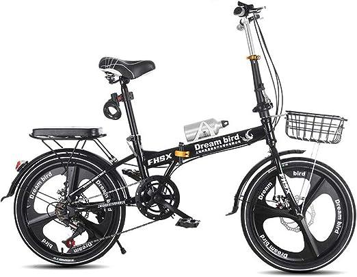 Paseo Freno De Bicicleta Plegable Bicicleta Plegable para Mujer ...