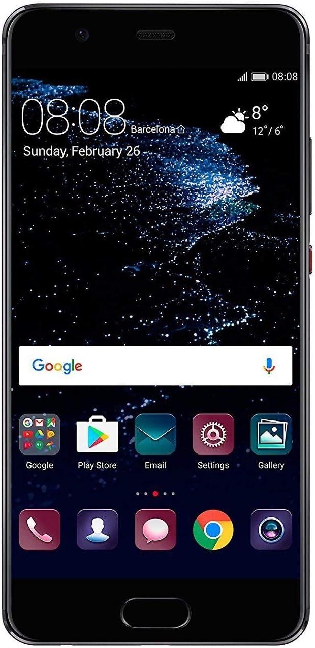 Huawei P10 Plus Dual Sim, 4G 64GB Negro: Amazon.es: Electrónica