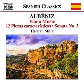 Amazon | アルベニス:ピアノ作品...