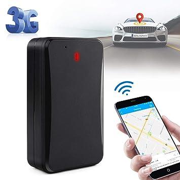 Rastreador de GPS para Coche 3G, Dispositivo Resistente al Agua ...
