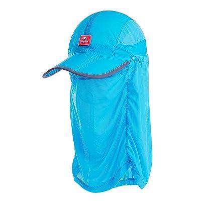 NatureHike Respirant été réglable Cap anti-moustiques Protection UV unisexe avec voile NH12M008-Z