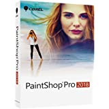 Corel PaintShop Pro 2018 Photo Editing and Graphic Design Suite for PC