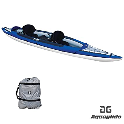 Amazon.com: Columbia XP Tandem XL Inflatable kayak: Sports ...