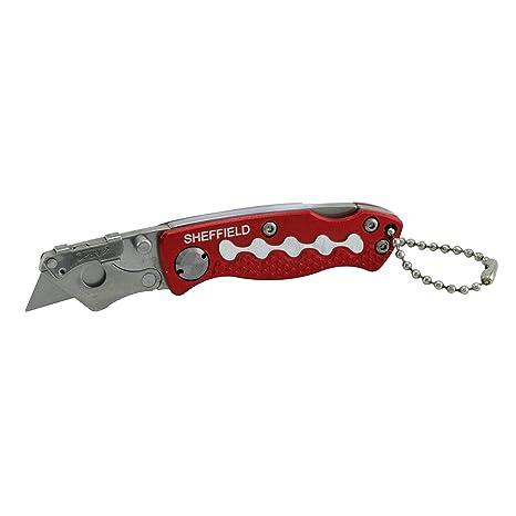 Amazon.com: Sheffield 58116 Mini Ultimate Lockback Cuchillo ...