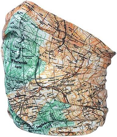 YORKSHIRE 3 PEAKS - RUFFNEK Pañuelo de cabeza/calientacuellos multiuso - Paseo, senderismo, Trail Running - Unisex talla única: Amazon.es: Deportes y aire libre