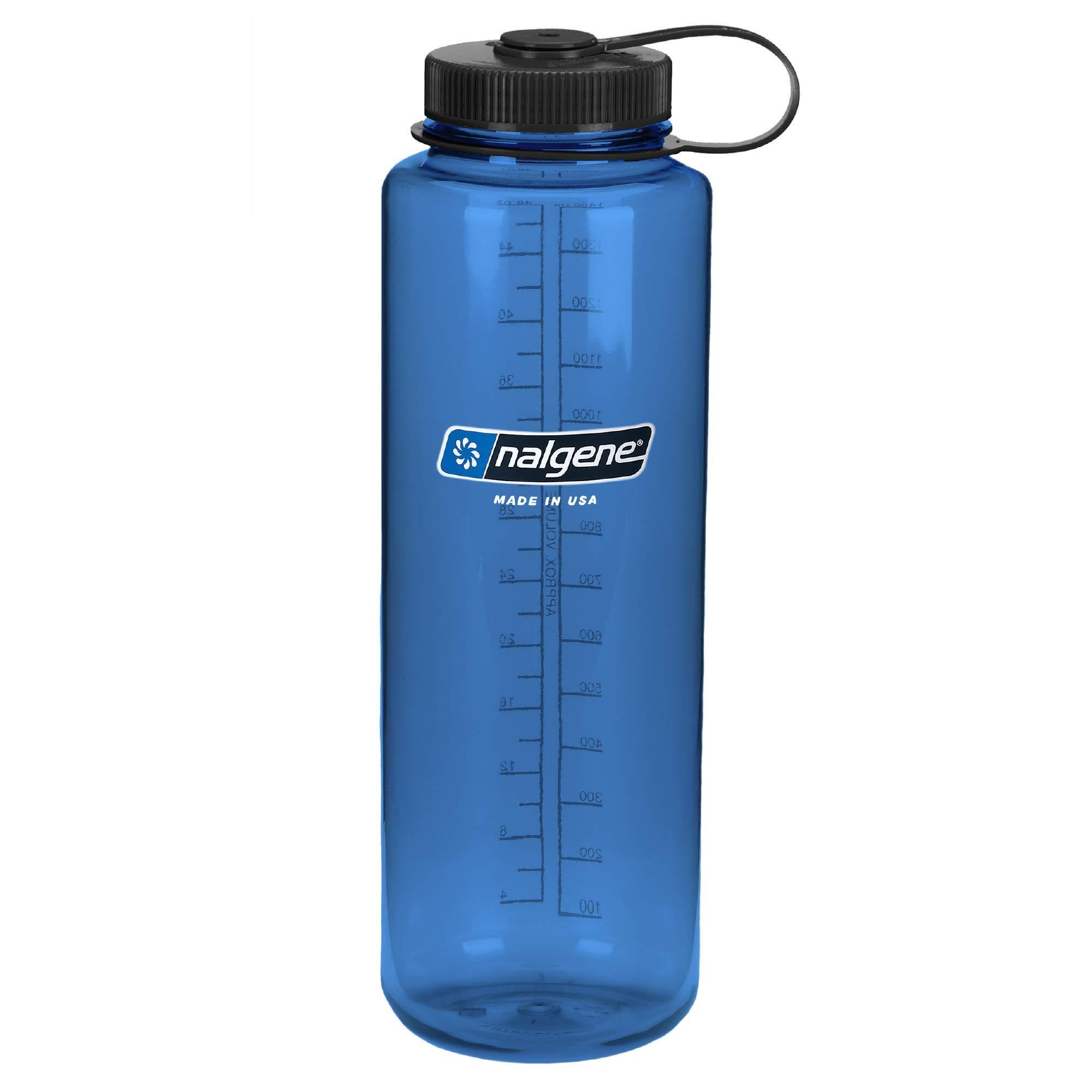 Nalgene Tritan Wide Mouth BPA-Free Water Bottle (48oz)