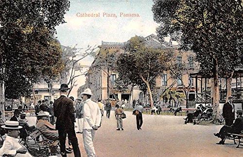 Cathedral Plaza Panama Postcard (Cathedral Plaza)
