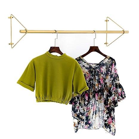 Perchero Rack Tienda de ropa Soporte de exhibición Sencillo ...