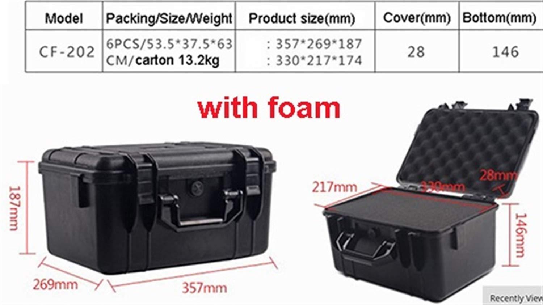 Caja de almacenamiento de herramientas Caja de herramientas ...