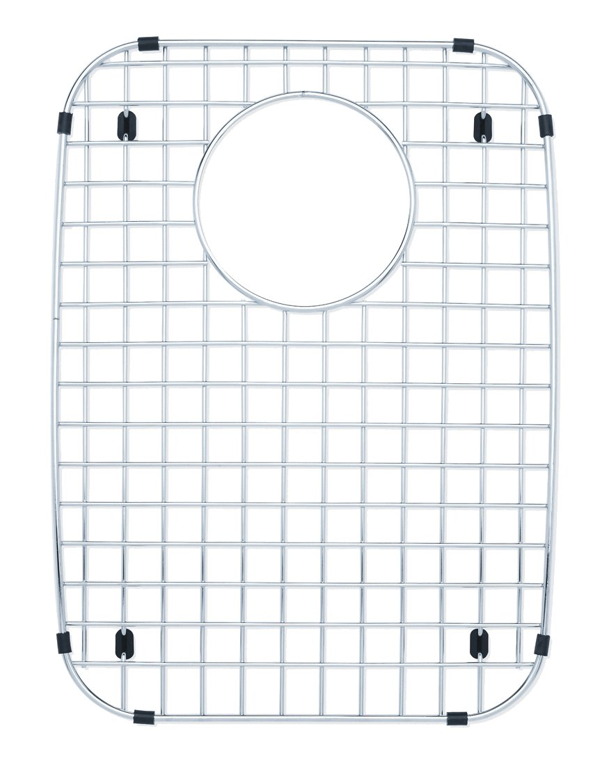 Amazon.com: Blanco BL515300 17 1/8 By 13 5/8 Inch Stainless Steel Sink Grid,  Large Bowl: Home Improvement