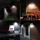 Contixo Solar Powered 46LED Night Motion Sensor