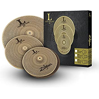 Zildjian L80 Low Volume 13/14/18 Cymbal Set
