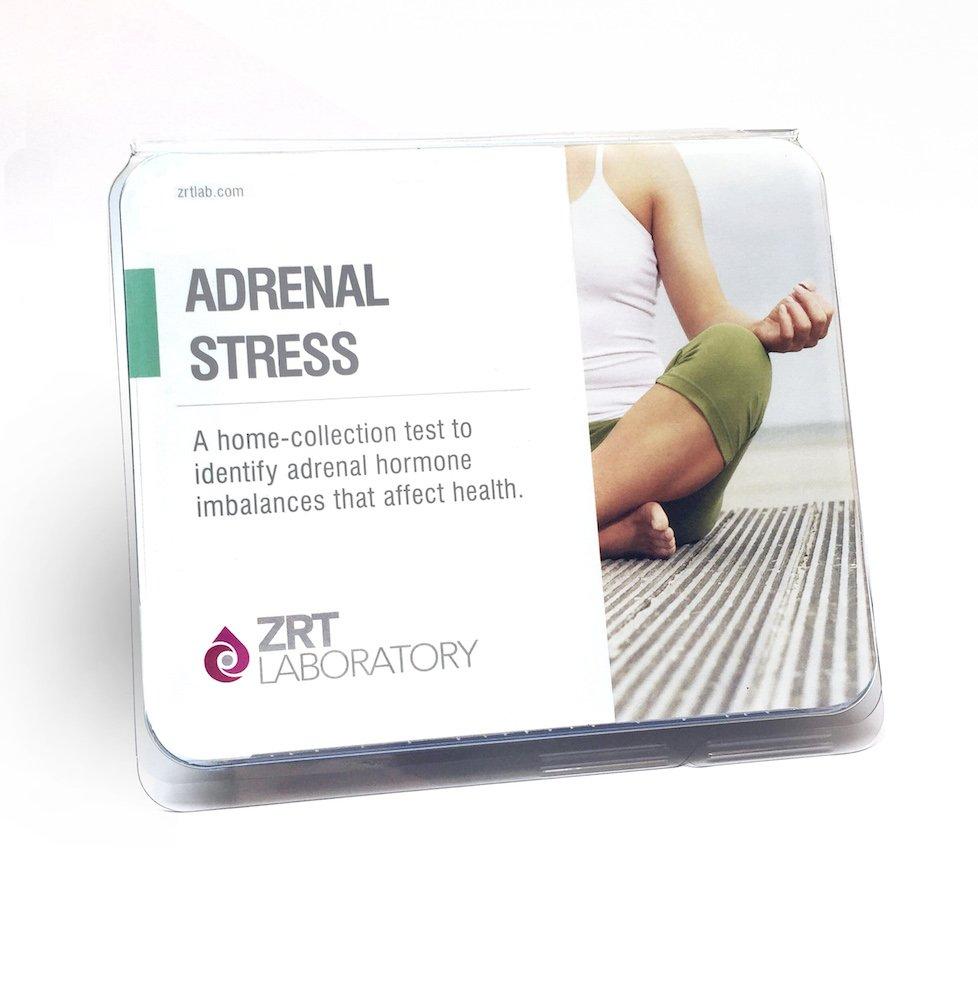 Amazon Adrenal Stress Profile Saliva Test Kit For 5 Hormone