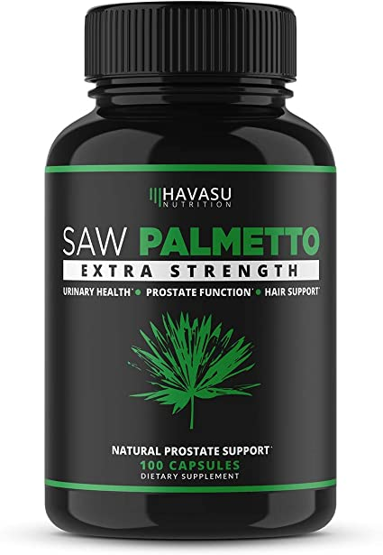 dosis de salud de la próstata de palma enana americanas