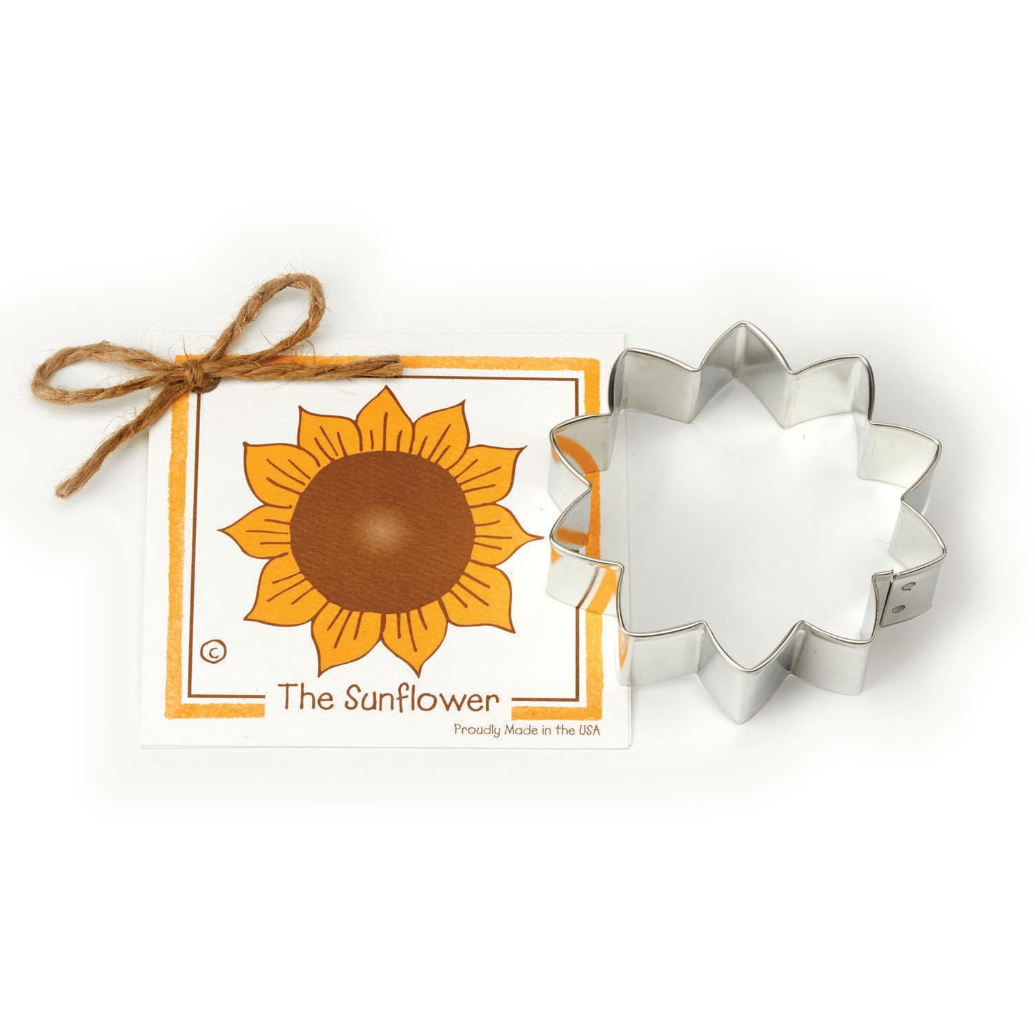 Amazon.com: Sunflower Cookie and Fondant Cutter - Ann Clark - 3.5 ...