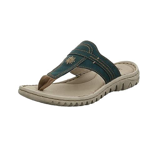 47cb870b4 Josef Seibel Women s s Lucia 09 Flip Flops  Amazon.co.uk  Shoes   Bags