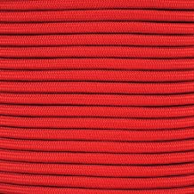 Paracord Planet's 1/4 inch, 1000 lb Tensile Strength Paracord in 50 and 100 foot hanks. (Imperial Red, 100)