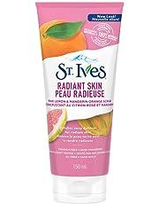 St. Ives Lemon+Mandarin Facial Scrub 150ml