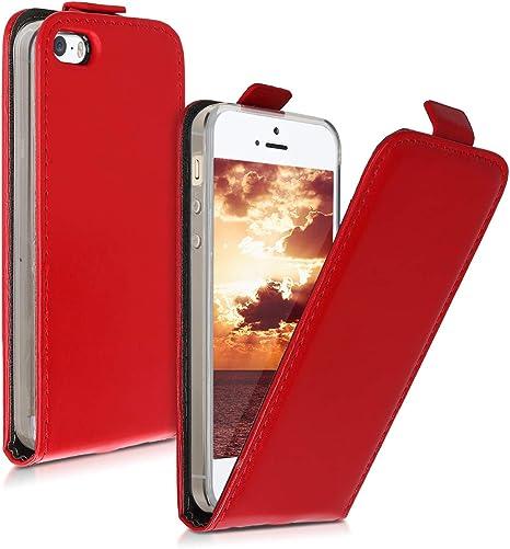 Cover per iphone 6 rossa e in vera pelle  Grandi Sconti  Vendita