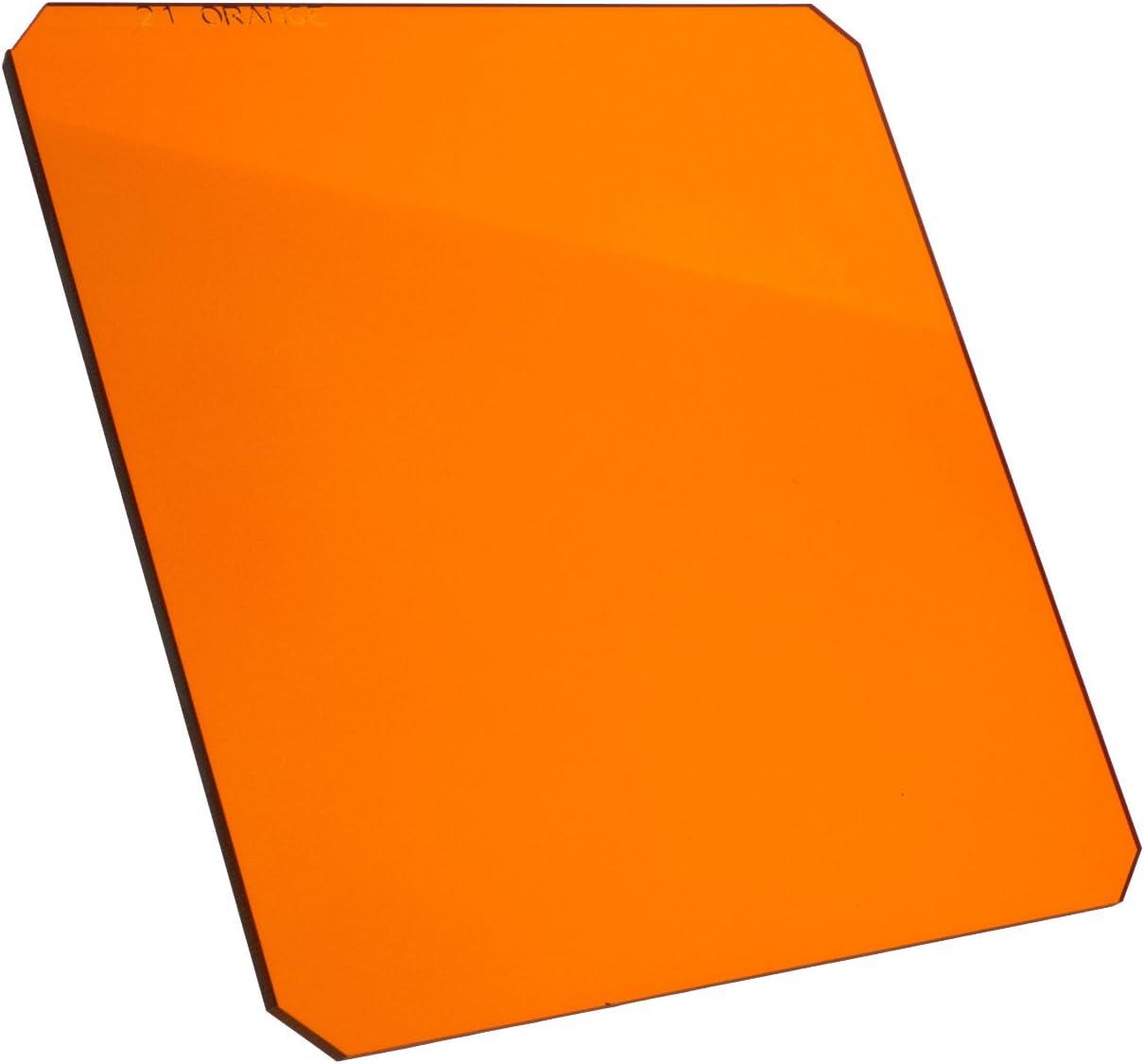 2.67x3.35 Resin Black and White 21 Orange Formatt-Hitech 67x85mm
