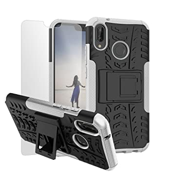 Huawei P20 Lite carcasa antigolpes, Huawei Nove 3e - Carcasa ...