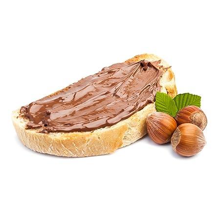 FERRERO Nutella Botes de Nutella en miniatura de cristal, set de 15 unidades de 25 g, crema de avellanas y chocolate para untar: Amazon.es: Hogar
