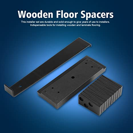 Laminate And Engineered Flooring Installation Kit With Tapping Block