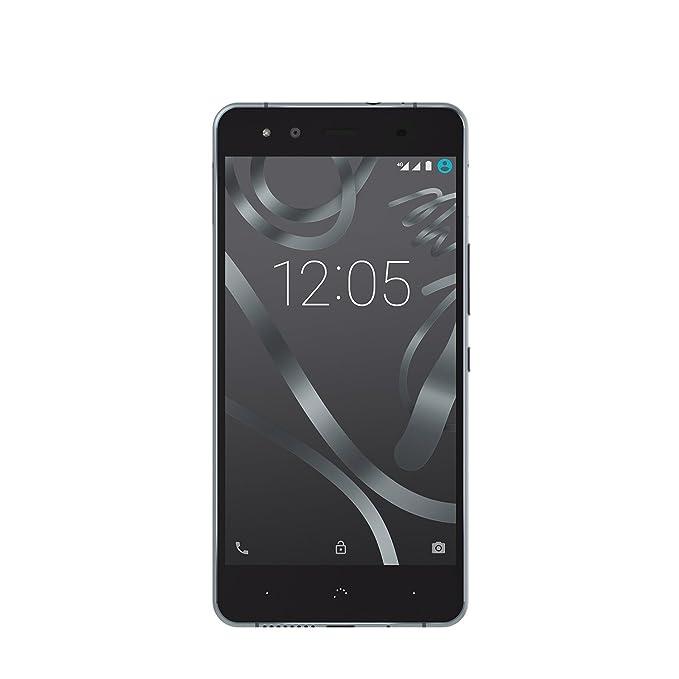 5 opinioni per BQ Aquaris X5 Smartphone, Display 5 pollici, WiFi, Qualcomm Snapdragon 412