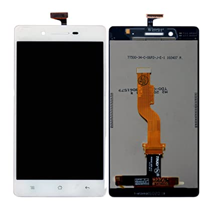 MOBISPARE Touch Screen Digitizer Glass for Oppo A33 (Black)
