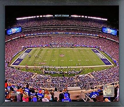 timeless design c287b c64c1 Amazon.com: New York Giants MetLife Stadium Photo (Size: 17 ...