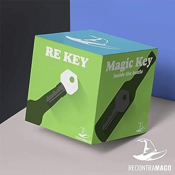 Magia Por Fácil Key Recontramago Magos Tutorial Y Botella Profesionales Para Adultos De Dentro Niños La Video Re Llave uZlwPTXOki