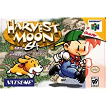 Harvest Moon 64 - Nintendo 64