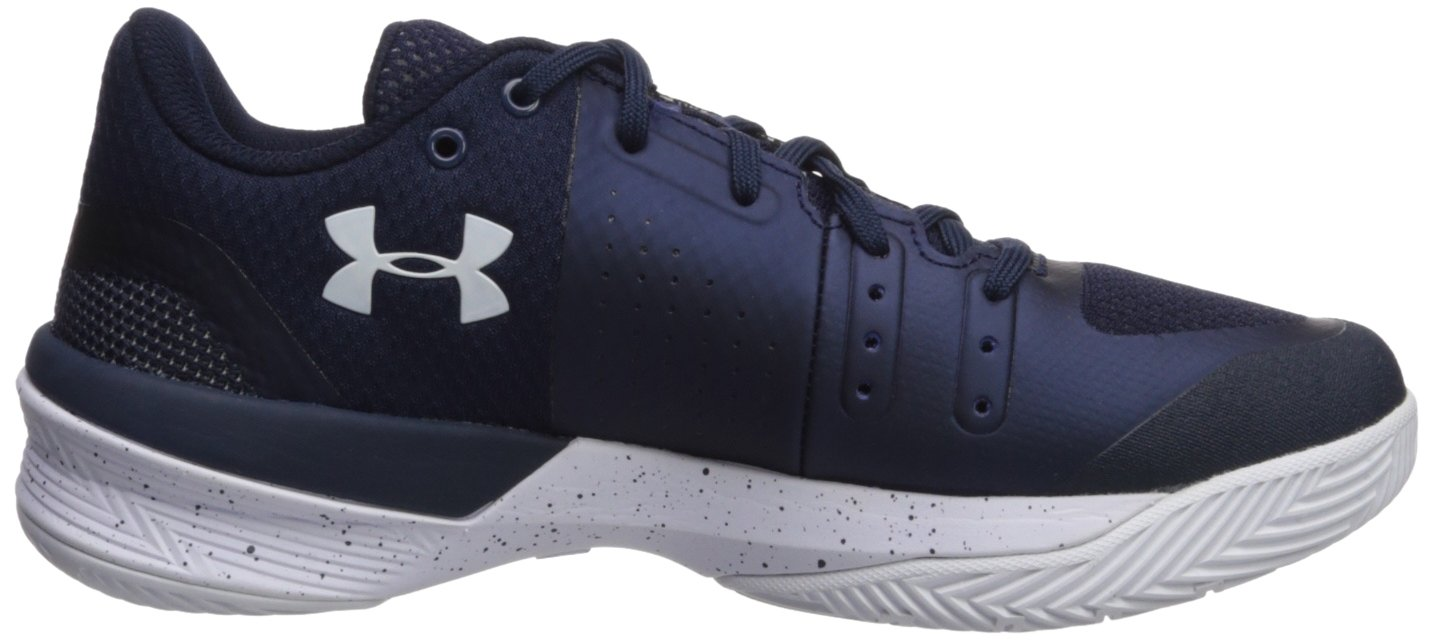 Under Armour Women/'s Block City 2.0 Volleyball Shoes Team Red//White 3021377-600