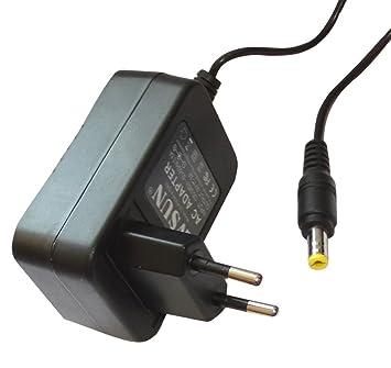 AERZETIX: Adaptador cargador de alimentacion 220V-9V 2A 18W ...