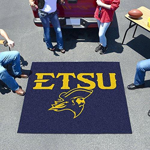 Tennessee State Tailgater Rug - Fanmats Sports Team Logo Mat East Tennessee State Tailgater Rug 60