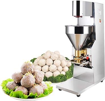 Amazon.com: Automatic Meatball Making Machine Commercial Electric Meatball  Forming Machine Beef Maker Shrimp Fish Ball Machine 200~300kg/h (110V):  Kitchen & Dining