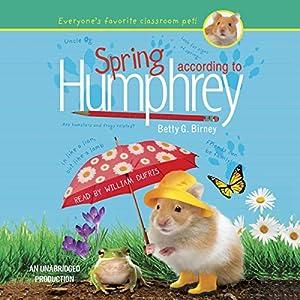 Spring According to Humphrey Audiobook