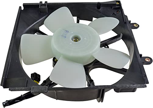 Radiator Cooling Fan Motor Shroud Blade FS2015025 For 94-97 Mazda MX-6 626