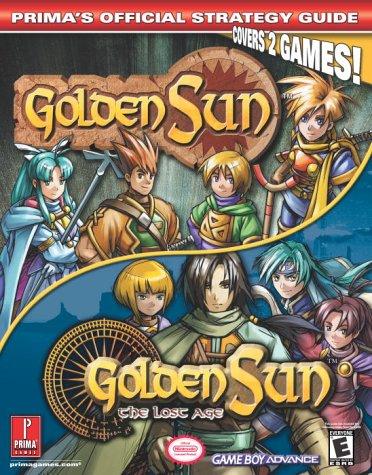 Golden Sun & Golden Sun 2: The Lost Age (Prima's Official Strategy Guide) (v. 1 & 2) pdf epub