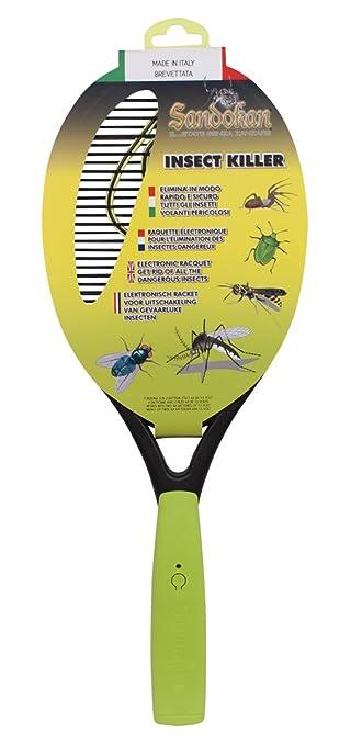 45 opinioni per Racchetta stermina insetti elettronica- made in Italy