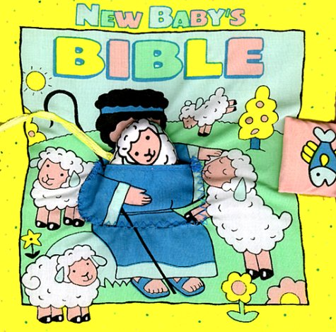 New Babys Bible Babys First Series Beverly Larson Jerry Smath