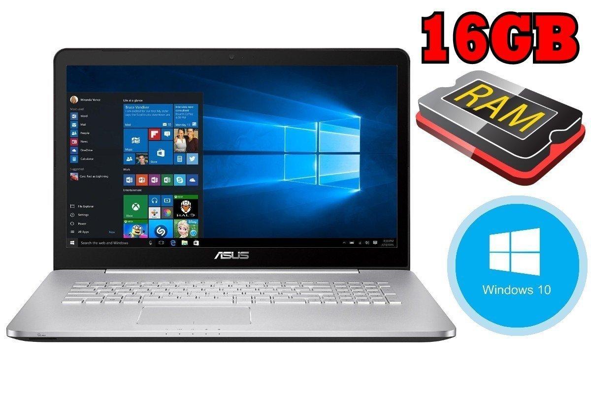 Asus N552 - Core i7 - 128 GB SSD + 1 TB - 16 GB RAM ...